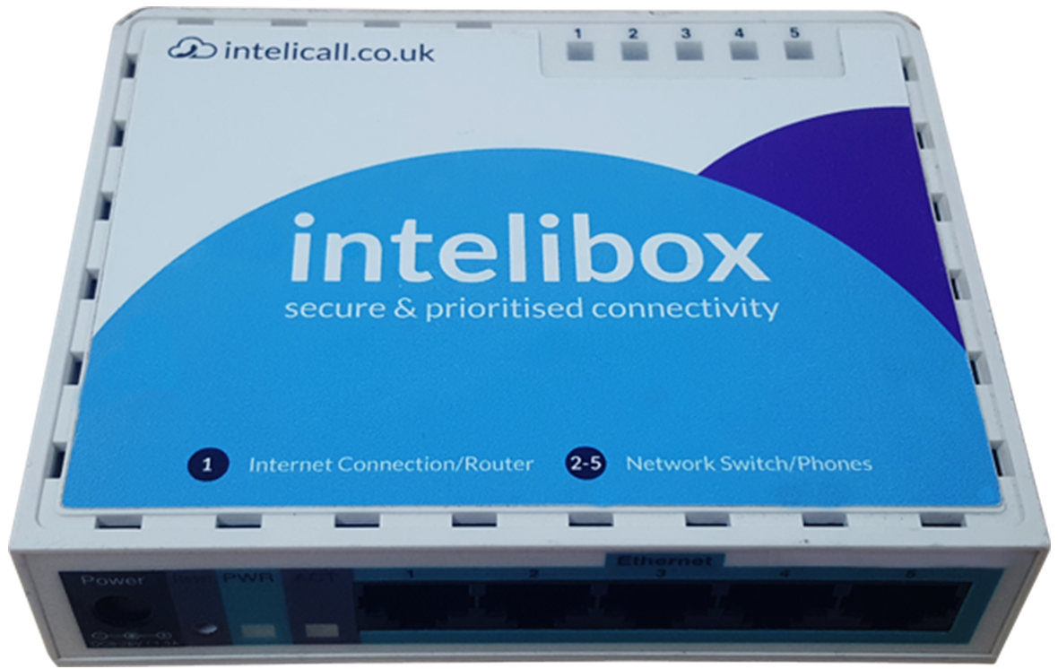 InteliBox Hardware